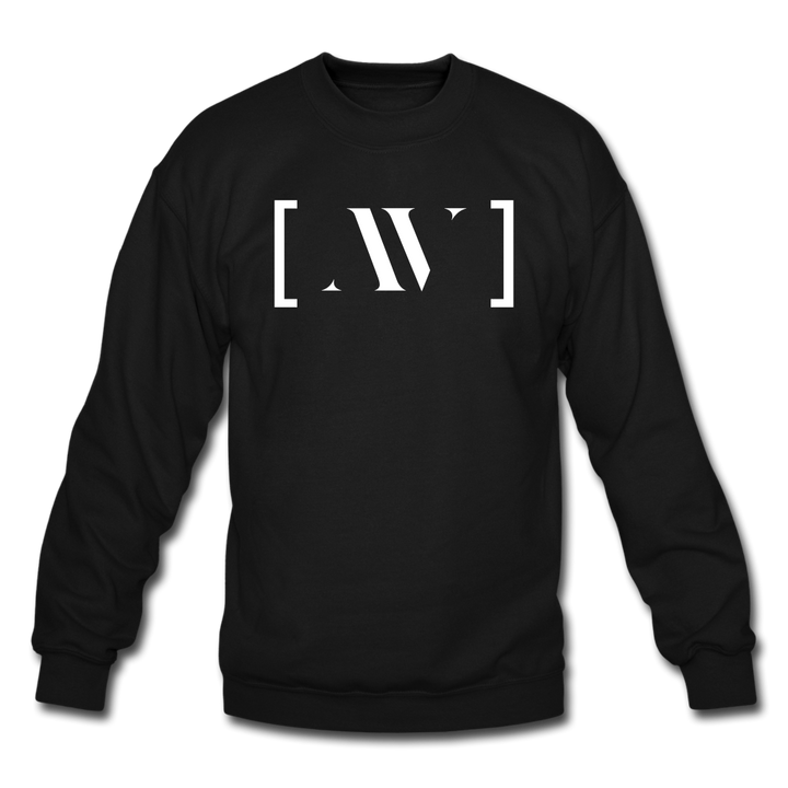 AV Educate Crewneck Sweatshirt - black