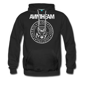 AVinTheAM AVpunk Premium Hoodie (LIMITED EDITION) - black