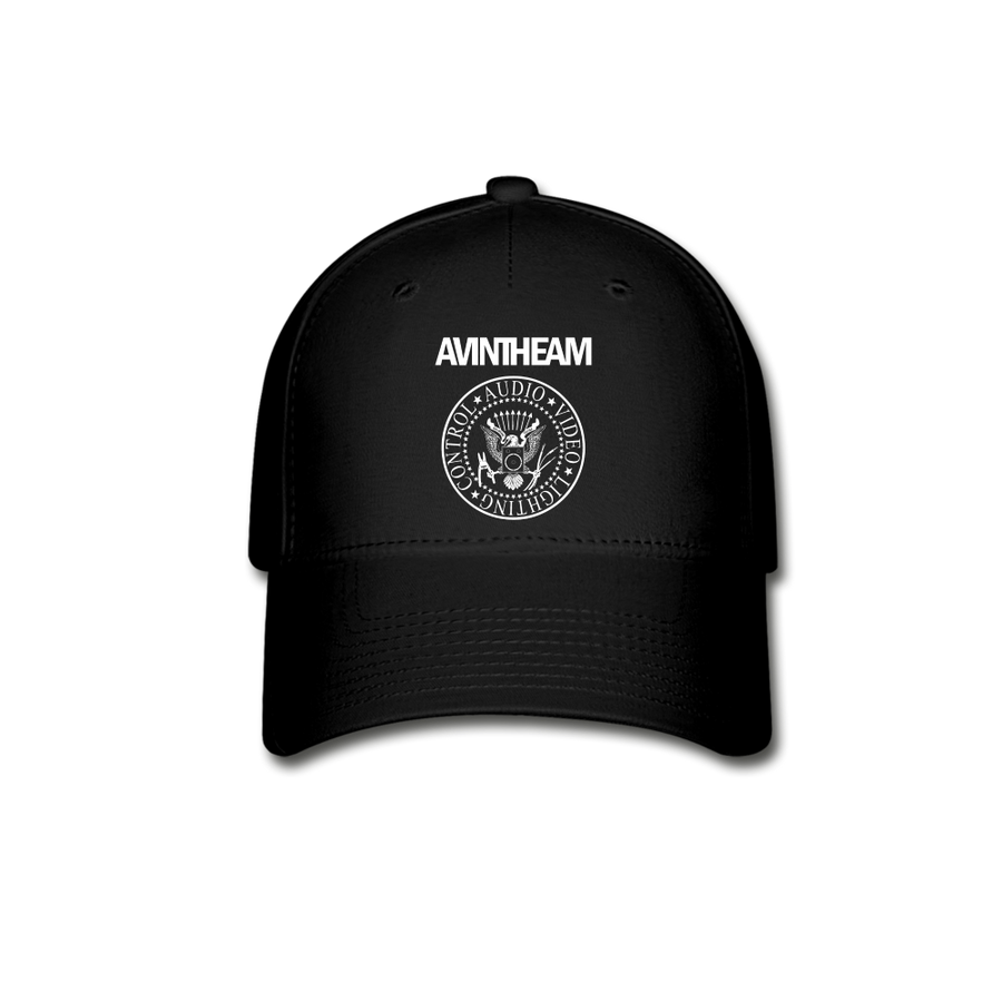 AVinTheAM AVpunk Baseball Cap (LIMITED EDITION) - black