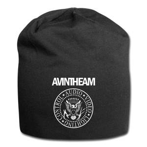 AVinTheAM AVpunk Jersey Beanie (LIMITED EDITION) - black