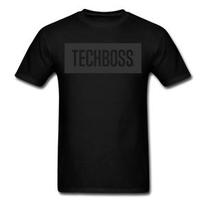 TECHBOSS® Black Badge T-Shirt (LIMITED EDITION)