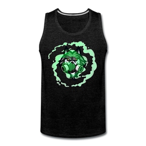 TOXICbiowolf Premium Tank - charcoal gray