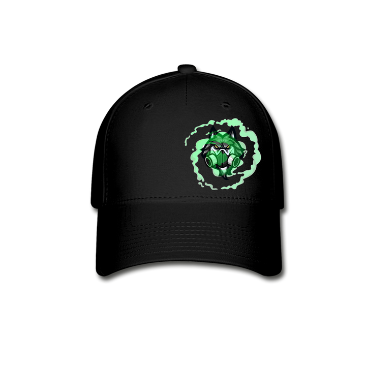 TOXICbiowolf Cap - black