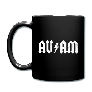 AVinTheAM High Voltage Mug (LIMITED EDITION) - black
