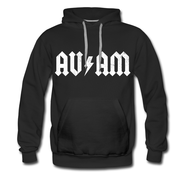 AVinTheAM High Voltage Premium Hoodie (LIMITED EDITION) - black
