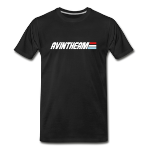 AVinTheAM G.I. Premium T-Shirt (LIMITED EDITION) - black