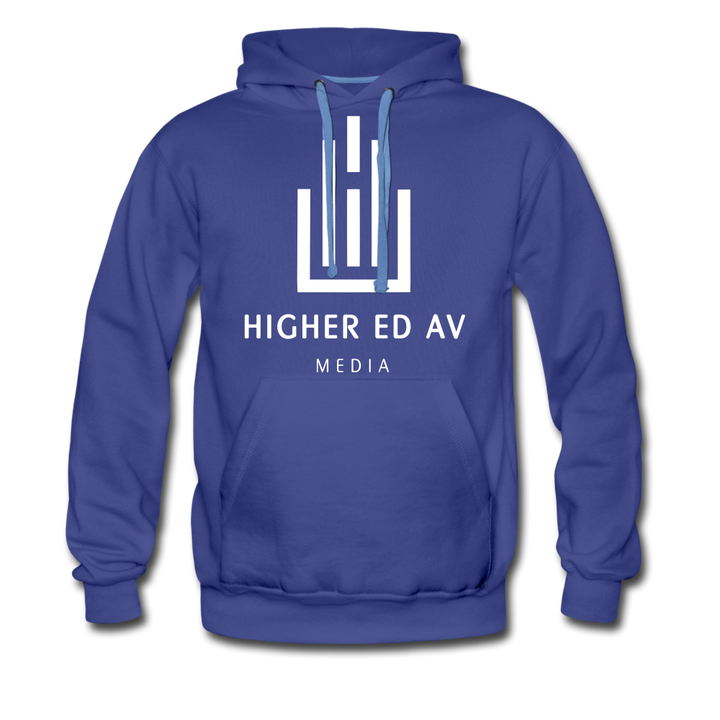 Higher Ed AV Premium Hoodie - royalblue