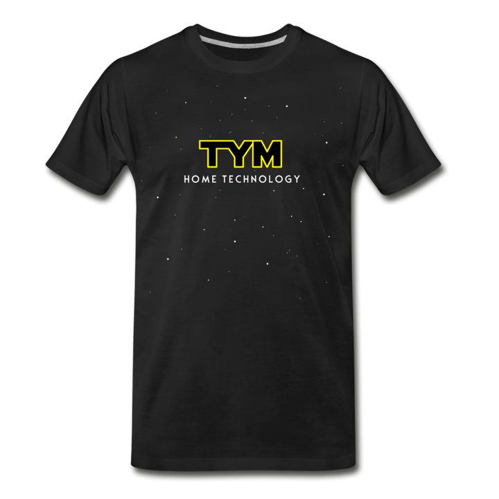 TYM Home Technology Premium T-Shirt - black