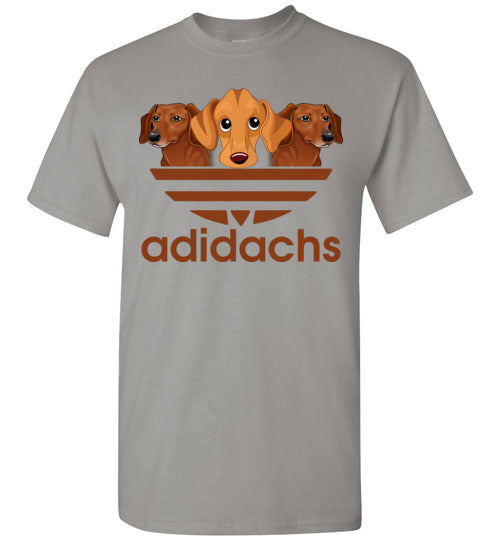 00321276a4 Adidachs Funny Dachshund Puppies Dog Lovers Gift T-Shirt - Ebay  alandevanscout
