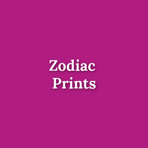 Zodiac Prints - Discounted flawed fabric