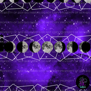 Moon Phases - Large Scale