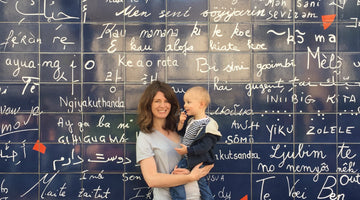 What's it like to parent in Paris? Zoë Petit shares her experience