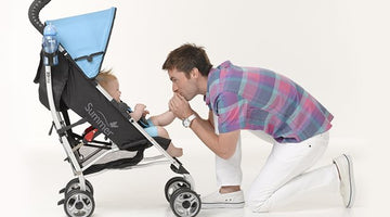 Our Favorite Travel Stroller: the Summer Infant 3D Lite
