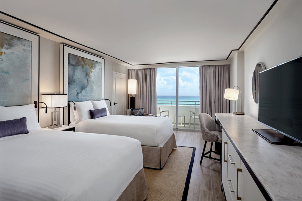 Ocean Suite Loews Miami Beach