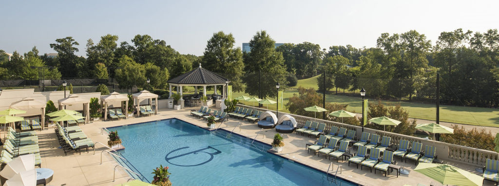 Ballantyne Hotel Pool
