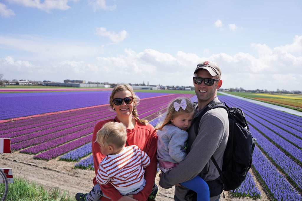 Family Travel Amsterdam