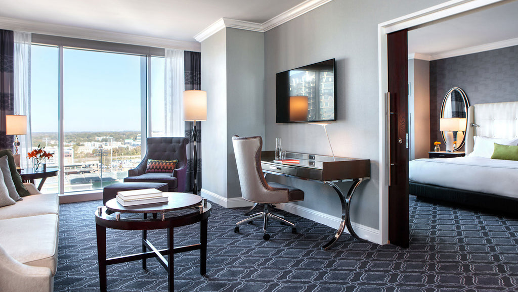 Kimpton Tryon Park Hotel Charlotte for Families