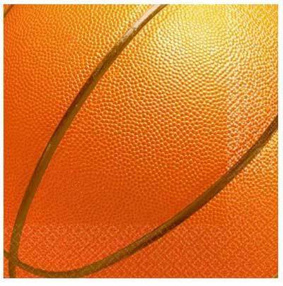 Basketball Napkins 16pk