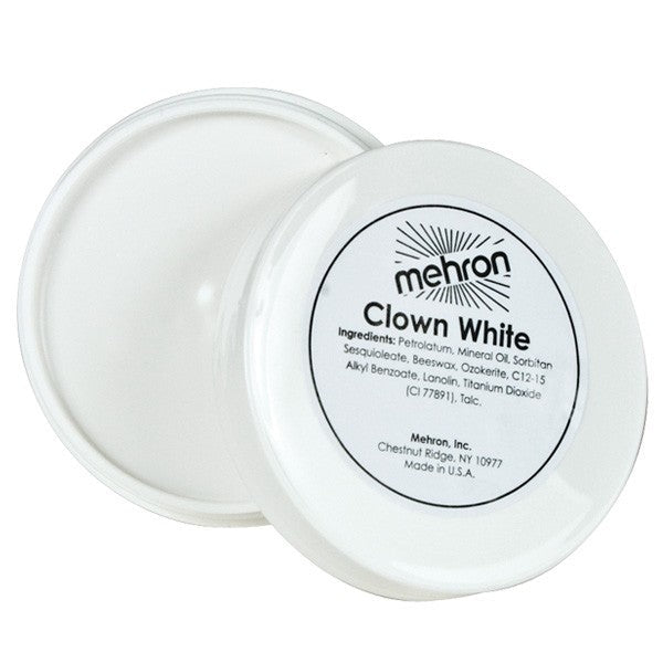 Clown White Make Up 200g