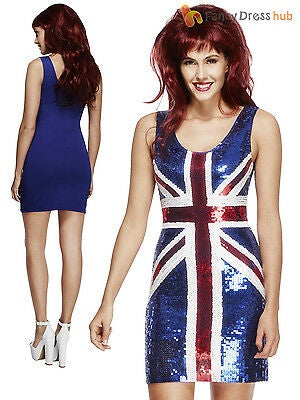 Fever Rule Britannia Dress