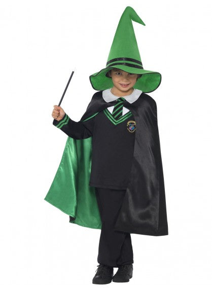 Wizard Boy Costume