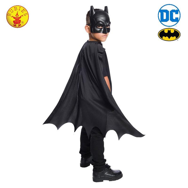 Batman Kids Cape & Mask Set