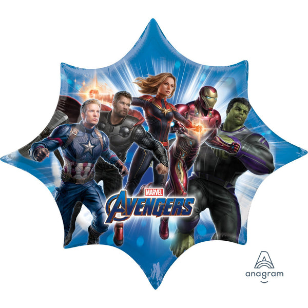 Avengers Super-shape Balloon