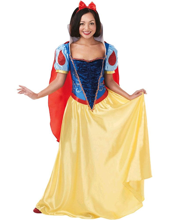 Disney Snow White Deluxe Womens Costume