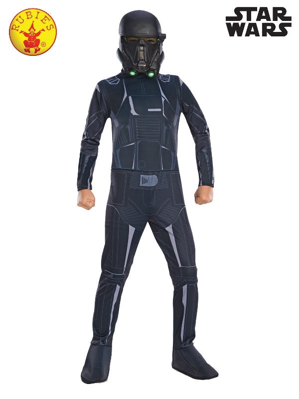 Death Trooper Rouge One Kids Costume