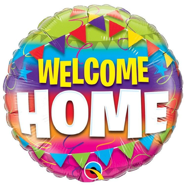 Welcome Home Balloon