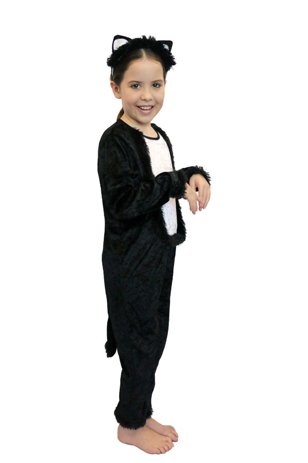Black Kitty Childrens Costume