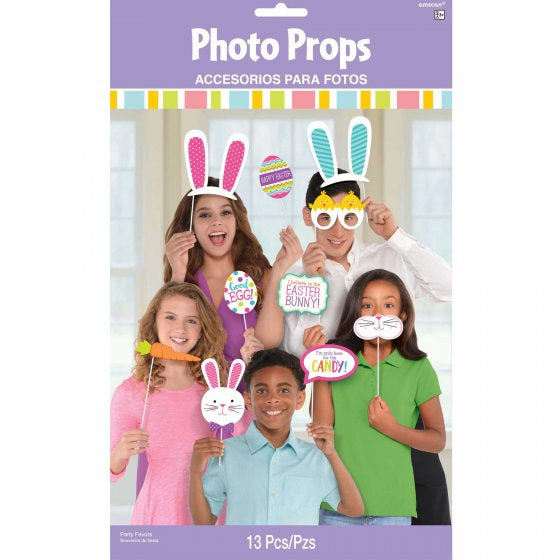 Easter Photo Props Kit