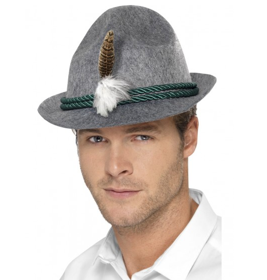 Alpine Hat Grey