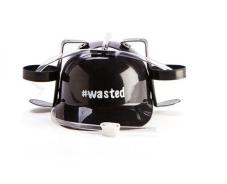 Wasted Drinking Hat
