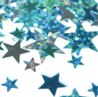 Stars Metallic Scatters