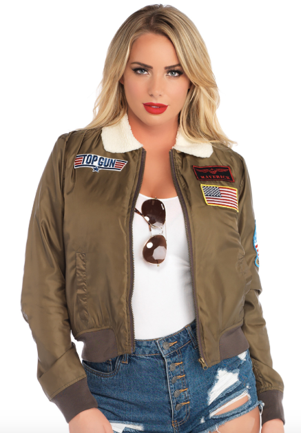 Top Gun Bomber Women's