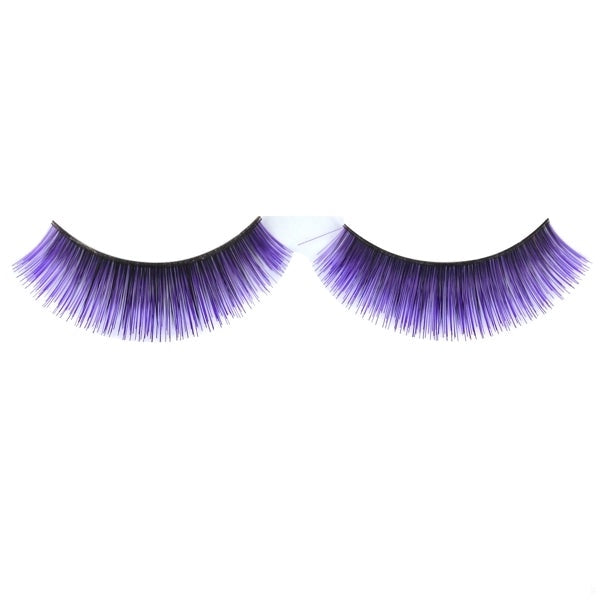 Eyelashes Purple/Black