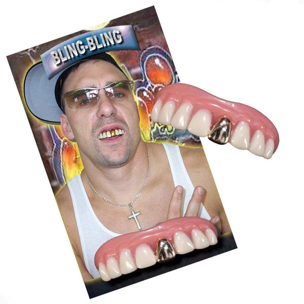 Billy Bob Teeth - Gold Tooth Set