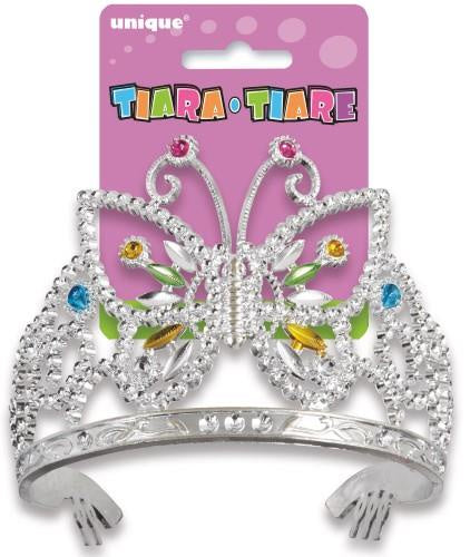 Butterfly Glam Tiara