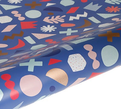 Cut it Out Wrapping Paper