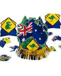 Australia Table Decorating Kit