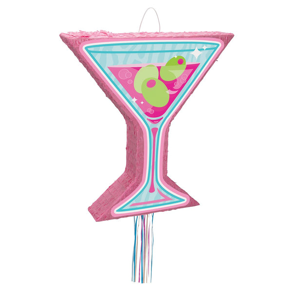 Martini Glass Pinata