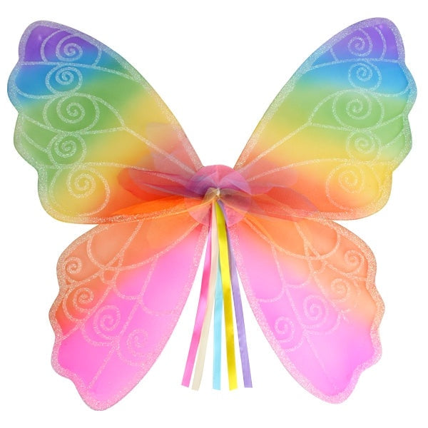 Children's Colourful Angel Wings