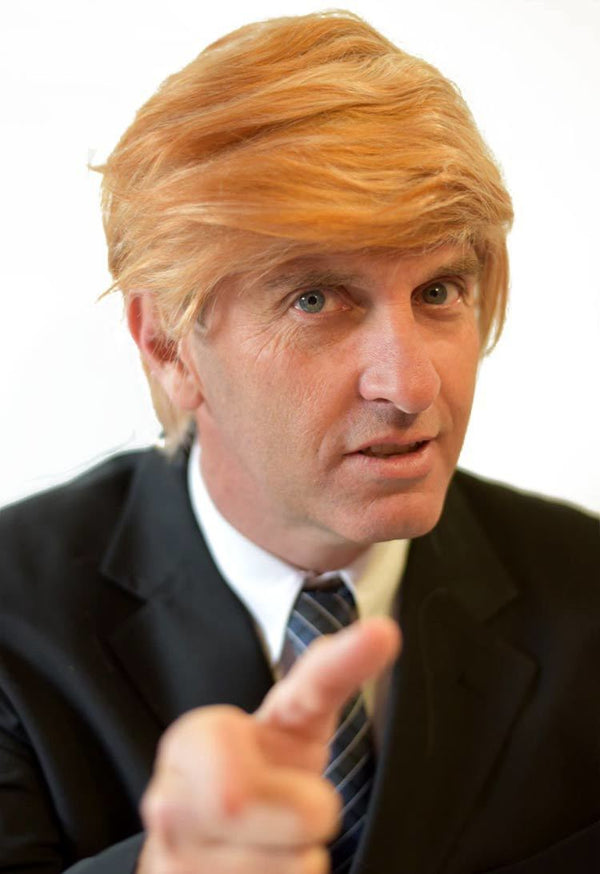 Donald Trump - US President Mr President Wig