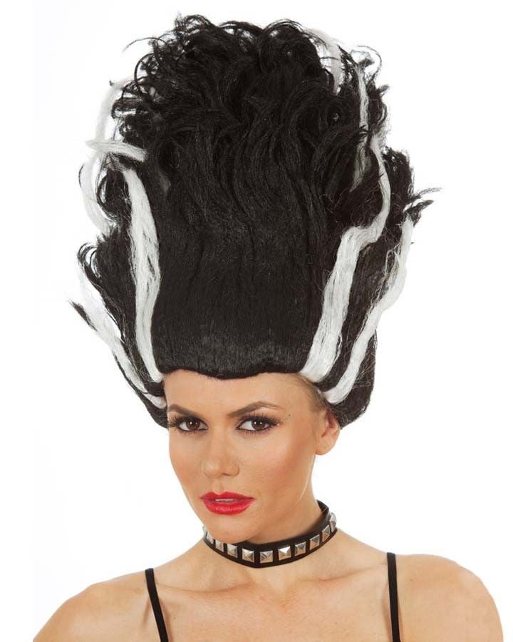 Bride of Monster Wig