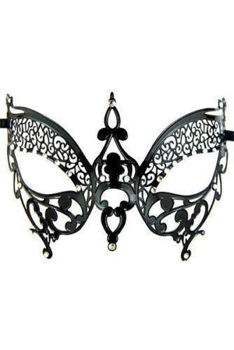 Butterfly Masquerade Metal Mask