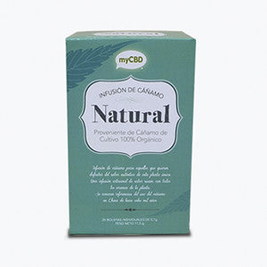Thé Natural My CBD - green owl & wiwibox