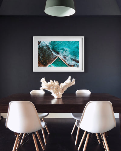 How to hang your new framed print
