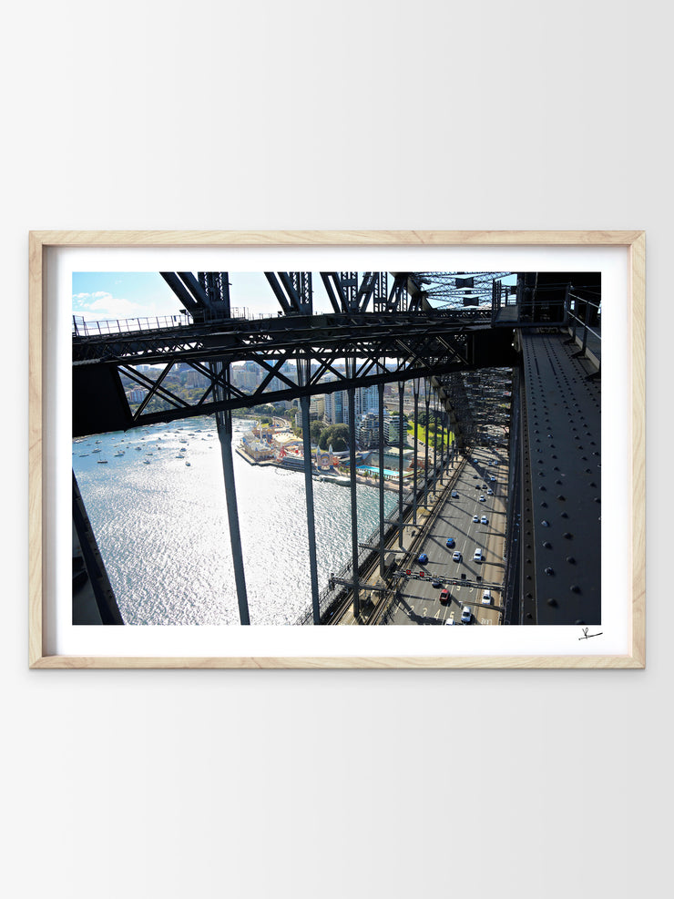 Sydney Harbour Bridge 01