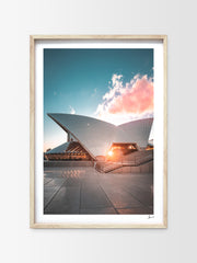 Sydney Opera House 01 - Limited edition
